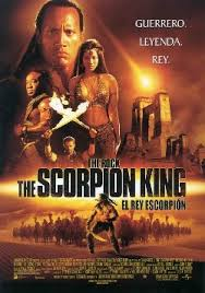 El Rey Escorpión (2002) [Latino]