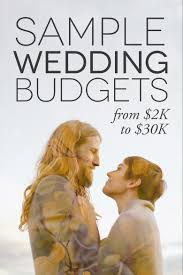 how to create a perfect for you wedding budget a practical