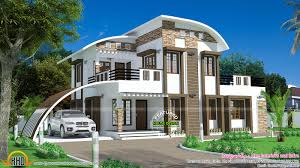house curved roof style kerala home design bloglovin u0027