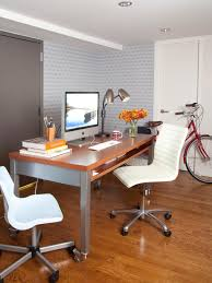 Decorating Ideas For Home Office by Small Space Ideas For The Bedroom And Home Office Hgtv