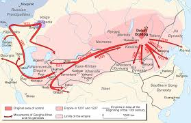 Mongol invasion of Kievan Rus'