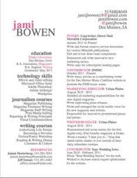 Entry Level Resume Examples by Creative Resume Writer Resume Entry Level Resume Marketing