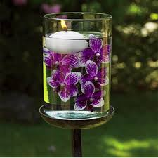 Purple Floating Candles For Centerpieces by 30 Best Chicago Wedding Ideas Images On Pinterest Centerpiece