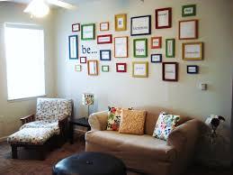 Home Decor Walls Contemporary Interior Decorating Ideas For Living Room Wall Decor