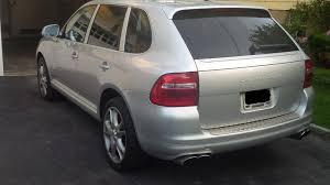 Porsche Cayenne 955 - new tail lights cayenne 955 ctt beast lol 6speedonline porsche