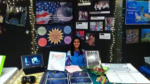 The secret costs of Islamophobia   CNN com CNN com Aleena Khan presents her research on Muslim American teenagers at a Maryland school fair