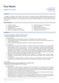How you should format your government resume  The   different kinds of  format and which one usually works best  plus examples  Download your free  templates