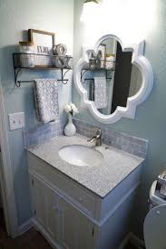 Small Bathroom Makeovers by Decorating A Small Bathroom Bathroom Decor