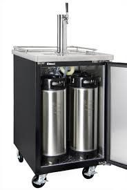 Beer Kegerator Kegging Goanna Brewing