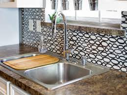 Beautiful Kitchen Backsplash Ideas Do It Yourself Diy Kitchen Backsplash Ideas Hgtv Pictures Hgtv