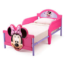 Minnie Mouse Toy Box Disney Minnie Mouse 3d Toddler Bed Toys R Us Australia Join