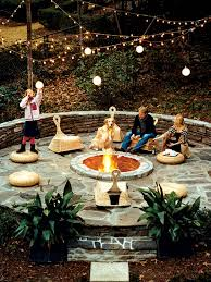 Ideas For Fire Pits In Backyard by 10 Design Ideas For An Outdoor Fire Pit