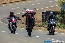 cbr racing bike price yamaha r15 vs pulsar rs 200 vs honda cbr150r review shootout
