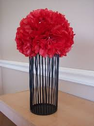 Black Centerpiece Vases by 34 Best Table Deco Quince Images On Pinterest Carnation