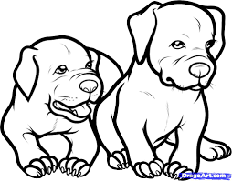 rottweiler coloring pages dogs coloring pages free coloring pages