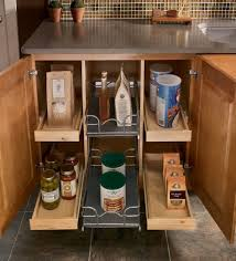 kitchen cabinet door storage essential space saving tips for the
