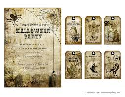 free halloween invite templates halloween costume party invitations gangcraft net eat drink and
