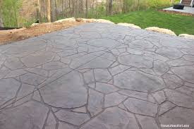 Fire Pit Pad by How To Build A Patio Firepit How To Nest For Less
