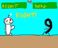 Reddit vs   gag reddit vs  gag