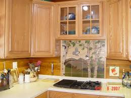 Kitchen Tiles Designs by Did You Know That Regular Wallpaper Also Makes A Great Backsplash
