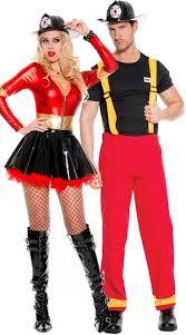 Halloween Costumes Firefighter Firefighter Couples Costume Smokin Firefighter Costume