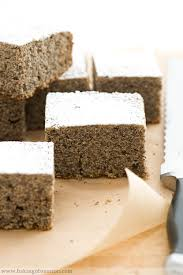 Buckwheat Whole Wheat Cream Cheese Cake