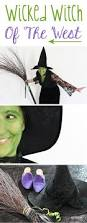 wicked witch of the west costume diy how to create an easy no sew witch costume witch costumes