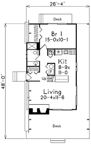 A Frame Style House Plans Cottage Style House Plan 3 Beds 1 50 Baths 1272 Sq Ft Plan 57 481