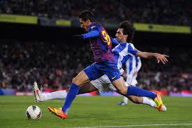 Barcelona Libas Real Sociedad 5-1