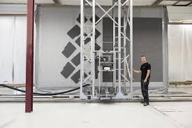 Robotic Wall Computerised Robotic Tufting Machine For Carpets Millstek