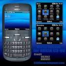 Nokia C3-00 theme Sony Vivaz style | Wb7themes