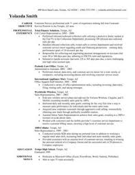 Customer Services Resume Sample by Certifications On A Resume Certification On Resume Example