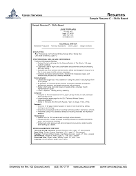 What To Write In Resume Key Skills  customer service cv customer