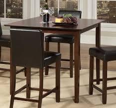 homelegance weitzmenn counter height dining table 5350 36