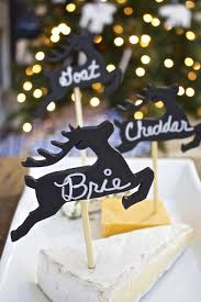 diy cheese marker tags virtual holiday cocktail party 2 bees