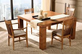 dining room 4 seat bold table mission dining set inspiring
