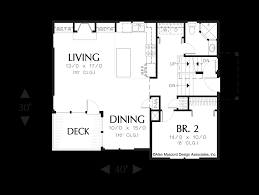 mascord house plan 2183a the burkwood