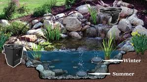 do i need an aerator in my koi pond premier ponds dc md va