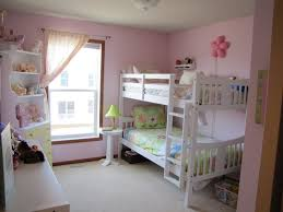 Two Twin Beds In Small Bedroom Furniture Girls Room With Two Twin Bed Having Red Tall Headboard