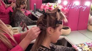 Human Hair Glue In Extensions by Hairspray Factor No Glue Hair Extensions For X Factor Singer