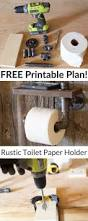 Extra Toilet Paper Holder by Best 25 Rustic Toilet Paper Holders Ideas Only On Pinterest