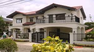 Zen Home Design Philippines Corner Lot House Design In The Philippines Youtube