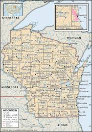 Map Of Florida Cities And Towns by State And County Maps Of Wisconsin