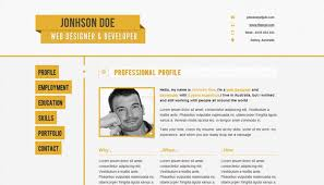Examples Of Creative Resumes by Web Resume Examples Web Design Resume Sample Sample Resumes