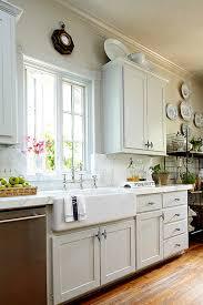 French Windows Kitchen Design Ideas - French kitchen sinks