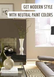 Behr Home Decorators Collection Paint Colors by Achieving Modern Style With Neutral Paint Colors Is Easier Than