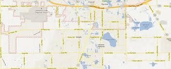 Map Of Lakeland Florida by South Lakeland