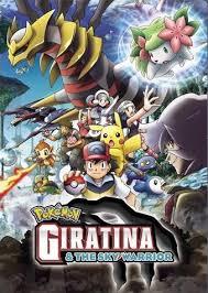 Pokemon 11: Giratina Y El Defensor De Los Cielos