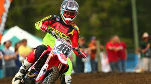 ama motocross online lucas oil pro motocross christian craig joey savatgy qualify on