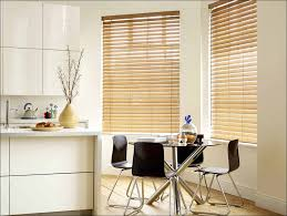kitchen wood blinds with curtains ikea velvet curtains yellow